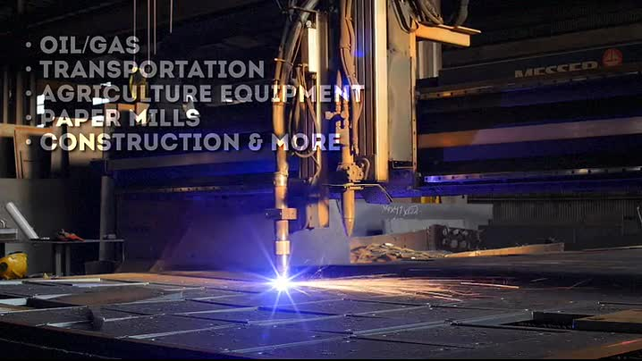 Steel Fabricators Alabama Georgia Louisana