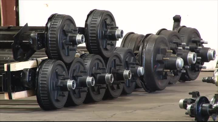 Axle Inc  - trailer axles, axles and service, brakes and drums