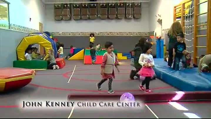 Child Care in Edison NJ John Kenney Child Care Center at Heller Park