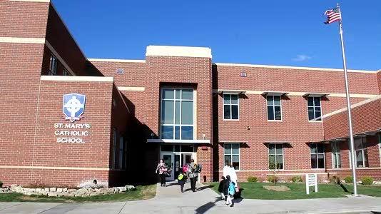 Catholic School Cheyenne, WY   St  Mary's Catholic School