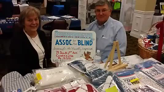 association blind visually impaired