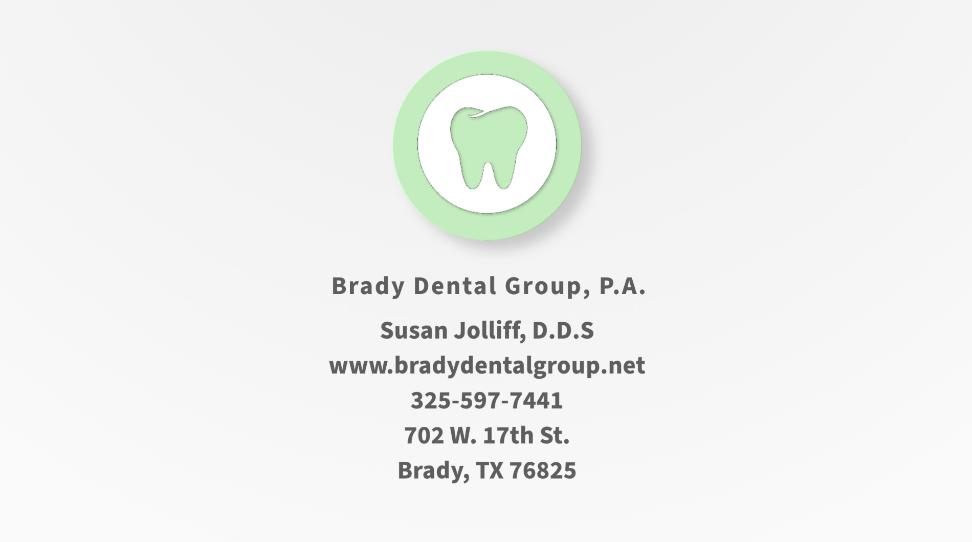 Brady Dental Group P A Home In Brady Always double check the txbra events page: brady dental group p a home in brady